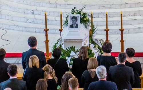 Pogrzeb Mateusza Kowalczyka.