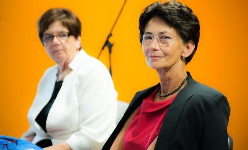 Burmistrz Ewa Filipiak przyjęła wyzwanie Ice Bucket