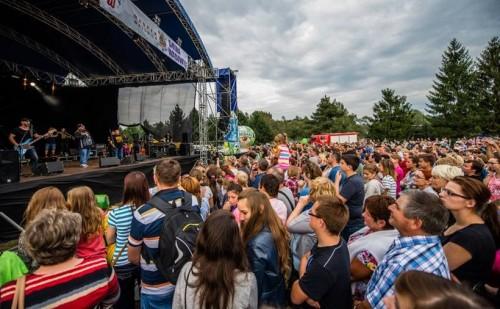 25 lat z Maspeksem - Feel i Bajm na koncercie w Wadowicach