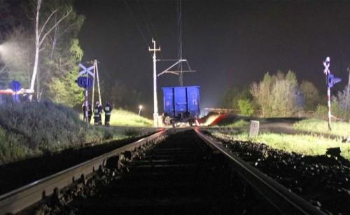 Śmiertelny wypadek na przejeździe kolejowym w Zebrzydowicach