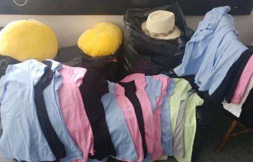 Ubrania z podrabianymi markami w wadowickim sklepie. Policja zatrzymała...