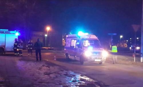 Wypadek limuzyny rządowej w Oświęcimiu. Premier Beata Szydło w ...