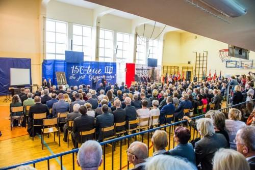 Tak liceum świętuje jubileusz 150-lecia. Pierwsza Dama honorowym...