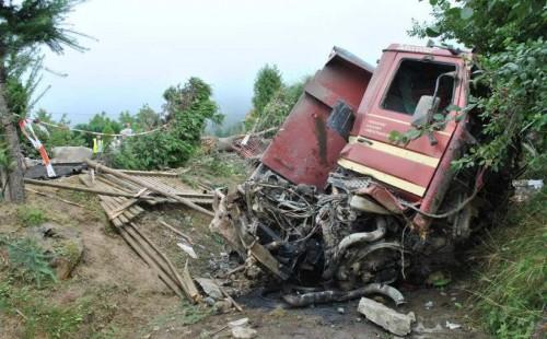 Nie żyje młody kierowca z powiatu wadowickiego. Jego auto roztrzaskało...