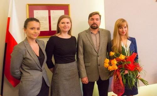 Burmistrzowi w rządach pomogą trzy studentki spoza Wadowic