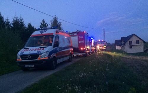 Straszna tragedia w Tłuczani! 54-latek utonął w szambie