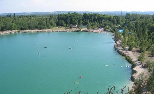 Kąpielisko ze źródlaną wodą, całkiem niedaleko. Wkrótce nowe oblicze...