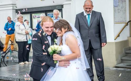 Pielgrzymka z Wadowic do Częstochowy rozpoczęła się od... ślubu