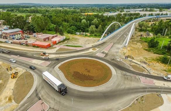 Zakończyła się budowa ważnej drogi. Wiemy, kiedy otwarcie nowej...