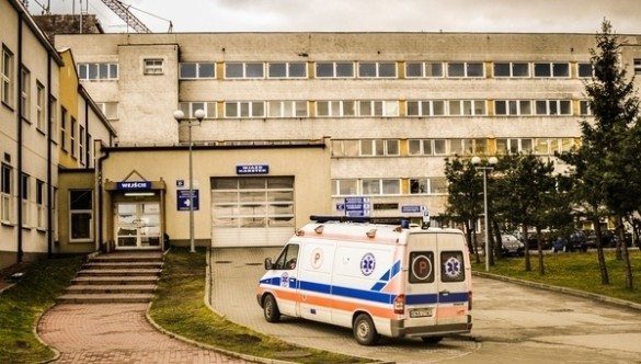 Bunt ginekologów w szpitalu w Wadowicach. Pożar zgaszony, ale.....