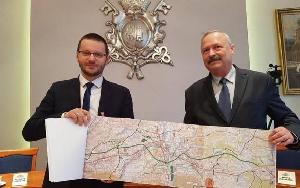 Po 10 latach Wadowice kończą z blokadą BDI (S52). Burmistrz Kaliński...
