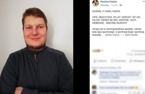 Zakończono poszukiwania zaginionego mieszkańca Targanic [AKTUAL...