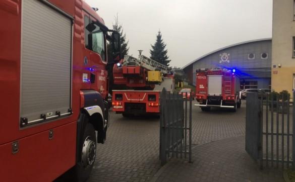 Groźny gaz pieprzowy w szkole w Wadowicach. Zarządzono natychmiastową...