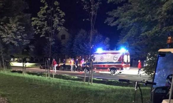 Nie żyje kobieta potrącona na drodze krajowej w Zatorze