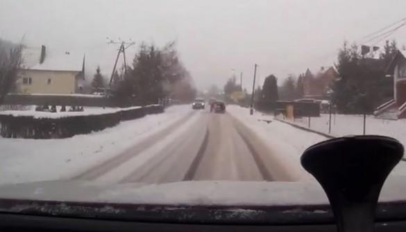Drifter w BMW pokazał swoje