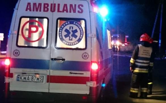 Tragedia na torach w Andrychowie. Nie żyje młody mężczyzna