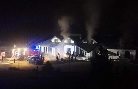 Straty mogły wynieść nawet 3 mln zł! Ochrona i strażacy dali radę,...
