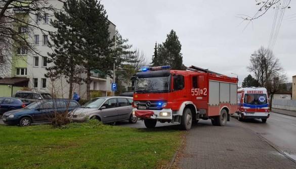 Dramatyczna akcja ratunkowa. Strażacy ratowali 2-letnie dziecko,...