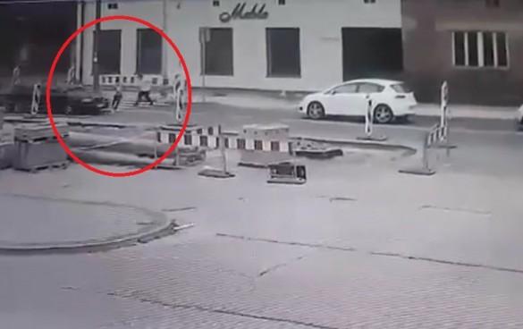 Przerażające nagranie z wypadku w Kalwarii. Czy tutaj musi kolejny...