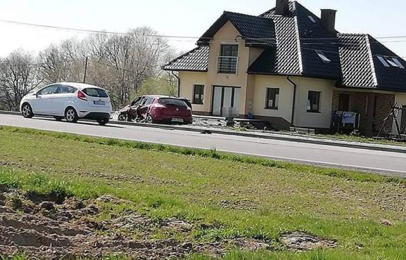 Dzwon w Witanowicach. Dwie osoby trafiły do szpitala