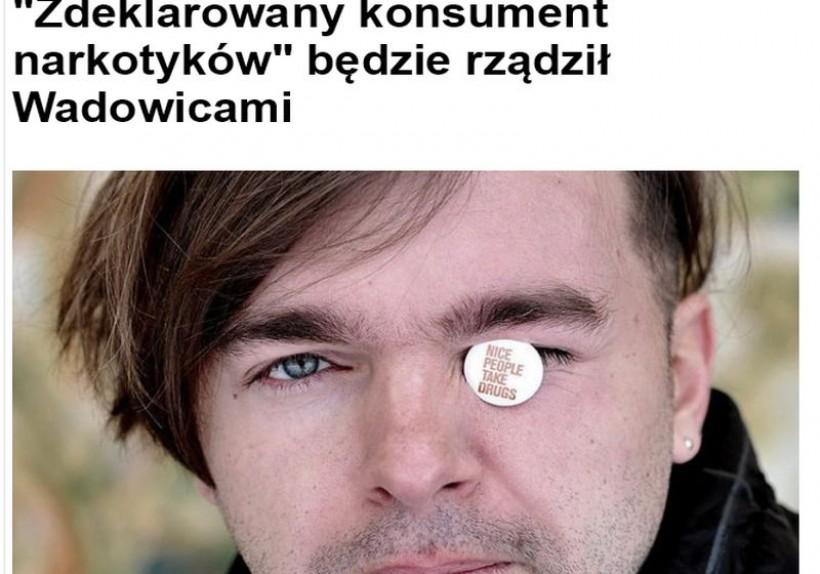 W mediach ogólnopolskich wrze. Nowy burmistrz Wadowic na językach