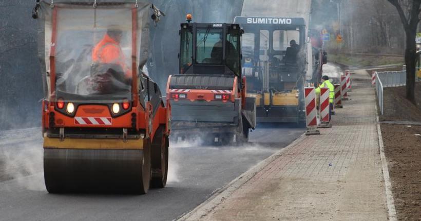Kalwaria zadowolona ze współpracy z GDDKiA. Most i chodnik skończone, są nowe plany