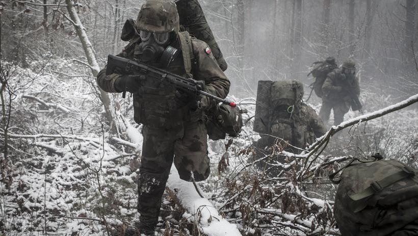 Oni chcą bronić kraju. Małopolska brygada Terytorialsów rośnie w siłę