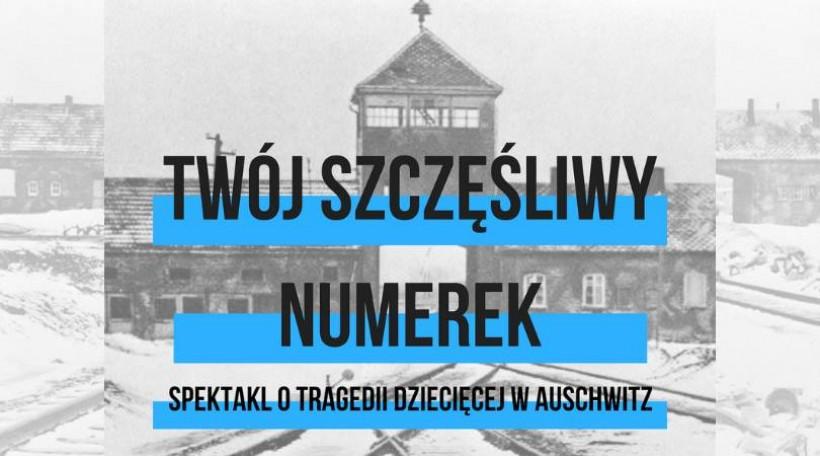 Twój szczęśliwy numerek.... czyli Mirosław Płonka i jego aktorzy zrobili kolejną sztukę