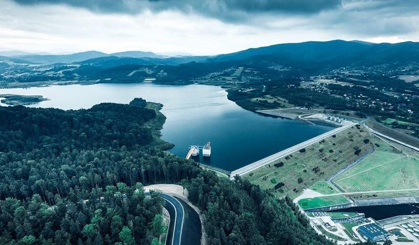 Zbiornik wodny ma nową nazwę Jezioro Mucharskie