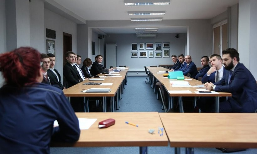 Nowi funkcjonariusze rozpoczęli pracę w poniedziałek, 31 grudnia