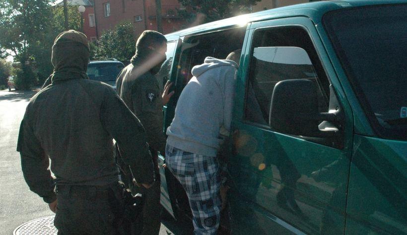 Zatrzymani przebywają w areszcie