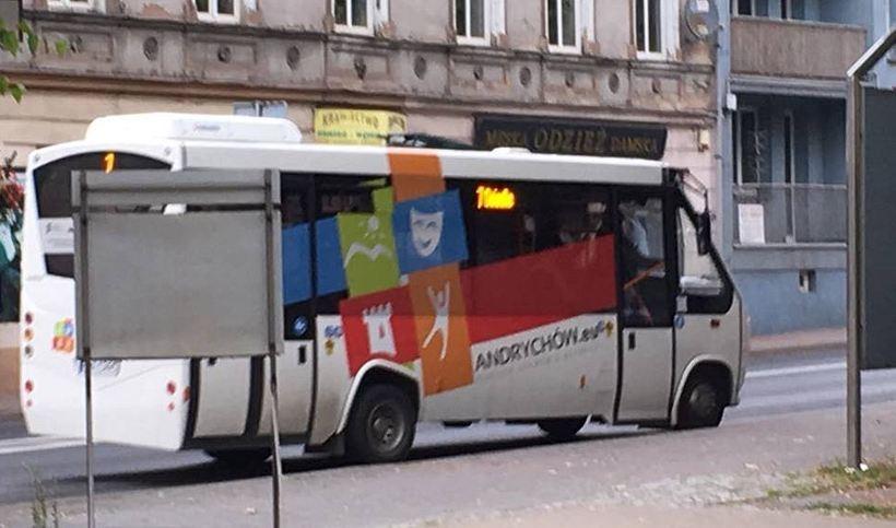 14 busów jeździ po gminie Andrychów w ramach komunikacji miejskiej