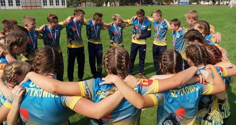 Dziewczyny z OSP Przytkowice wezmą udział w olimpiadzie strażackiej. Trzymamy kciuki!