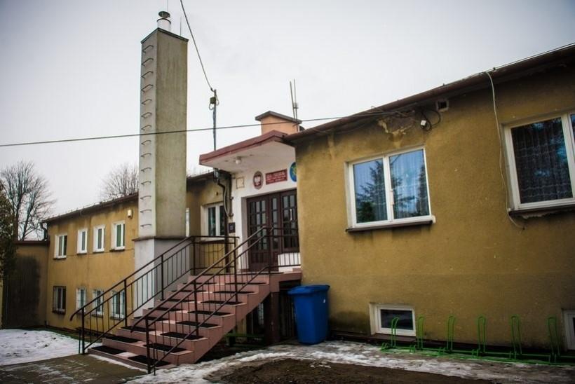 Szkoła Podstawowa w Kleczy Dolnej w Zarąbkach