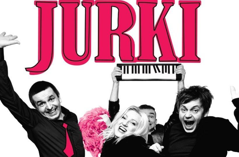 Kabaret JURKI w Wadowickim Centrum Kultury. Kup bilet już teraz!
