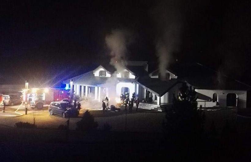 Strażacy ustalili już wstępnie powody pożaru