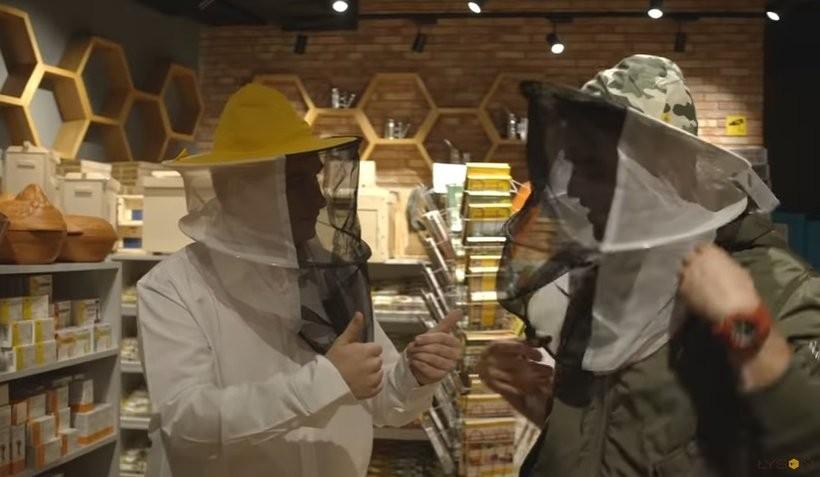 Pszczelarz nowicjusz już na YouTube