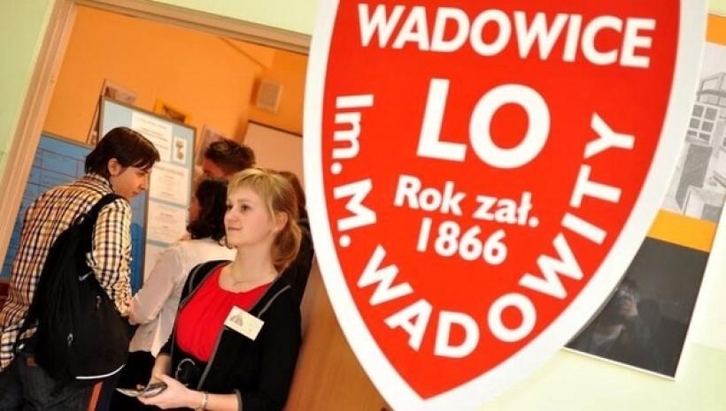 Rekordowy nabór do liceum Wadowity! W tym roku mogą przyjąć nawet 300 absolwentów, jest jeden warunek