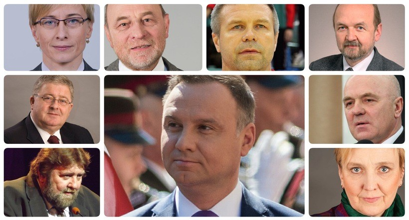 Parlamentarzyści europejscy z naszego okręgu wyborczego w latach 2014-2019