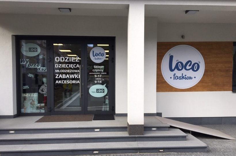 Loco Fashion, Kalwaria Zebrzydowska, ul. Mickieiwcza 11