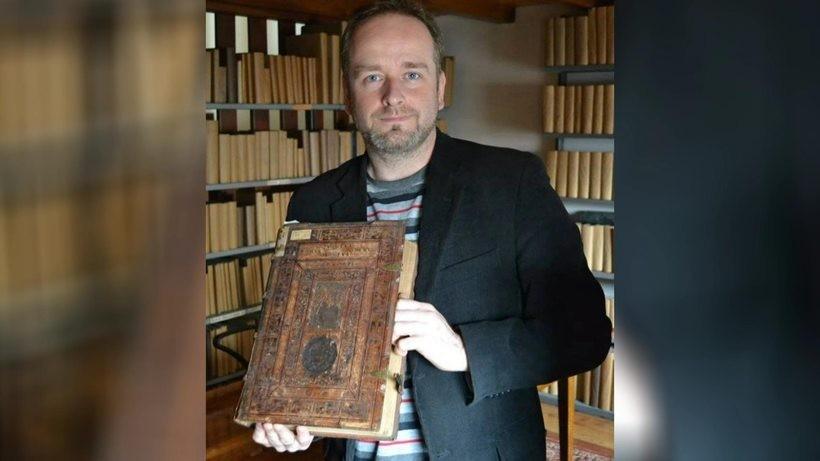 Tomasz Graff, historyk zgromadził sporo nowych materiałów o życiu i działalności Marcina Wadowity