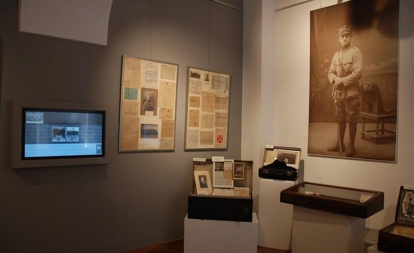 W marcu nowa wystawa w Muzeum Miejskim. Militaria i pamiątki po Franciszku Lenczowskim