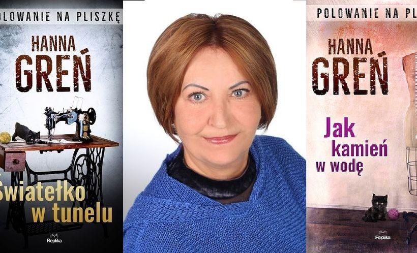 Rozmowy o kryminałach w miłym w towarzystwie ich autorki. Biblioteka zaprasza na Dzień Kobiet