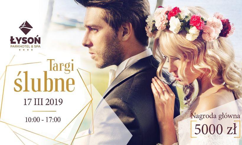 Targi Ślubne w ParkHotel Łysoń&SPA. Bądźcie z nami w niedzielę, 17 marca!