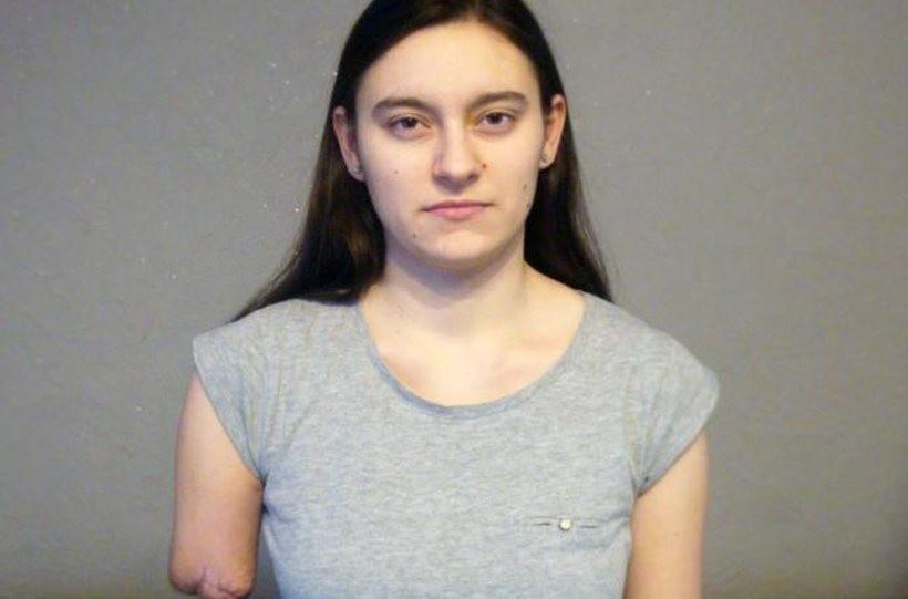 Weronika Pawlik z Izdebnika