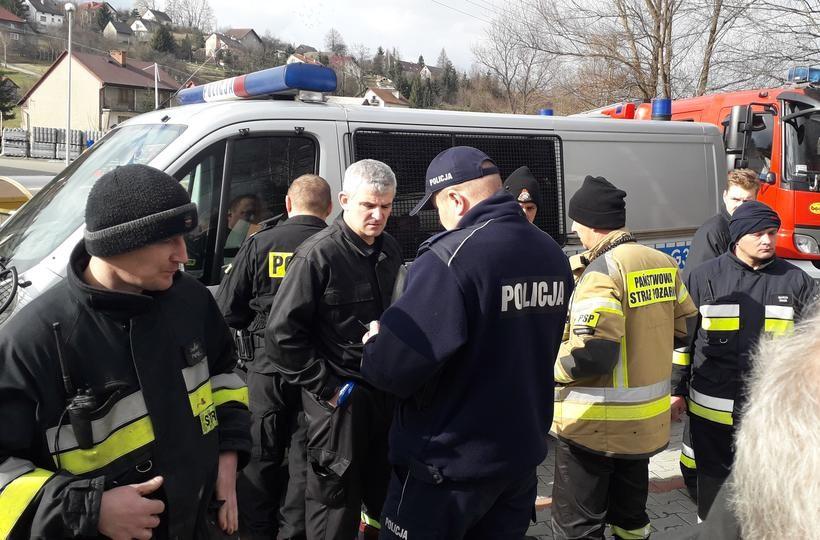 Smutny finał poszukiwań starszego mieszkańca Zakrzowa. 75-latek odnaleziony w potoku