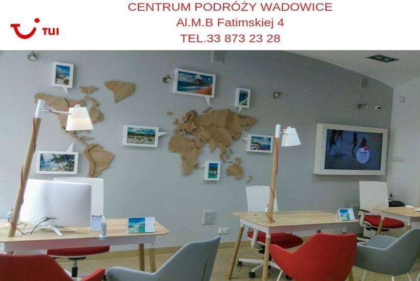Największe na świecie biuro podróży otwiera się w Wadowicach!