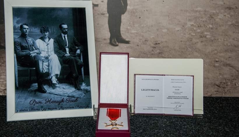 Muzeum w Wadowicach szafarzem orderu od prezydenta po zapomnianym polskim oficerze