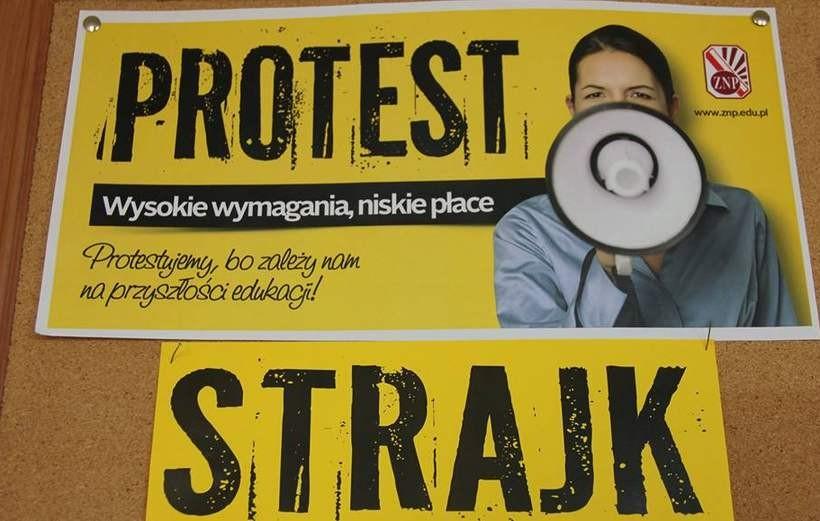 A więc jednak strajk nauczycieli! Rodzice dostają gorące wiadomości od dyrektorów