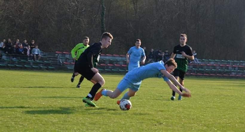 W niedzielę Zaskawianka poległa w meczu z Borowikiem 4:0